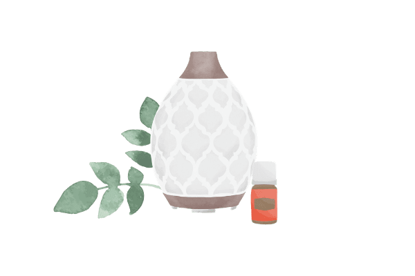 diffuser and oil
