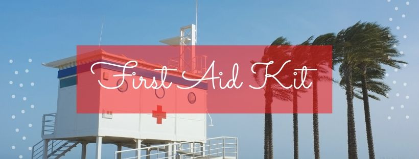 essential oil summer first aid kit