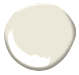 Benjamin Moore Could White paint